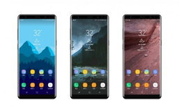 หลุด Galaxy Note 8 สี Deep Blue สีใหม่จาก Samsung