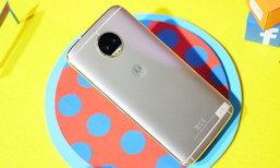 สัมผัสแรก Motorola G5s Plus มือถือกล้องหลังคู่ครั้งแรกของ โมโต พร้อมขายในงาน Thailand Mobile Expo