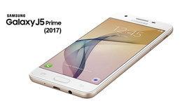 เผยสเปก Samsung Galaxy J5 Prime (2017) อัปเกรดใหม่ด้วย RAM 3GB พร้อมกล้องหน้าเซลฟี่ 8 ล้านพิกเซล
