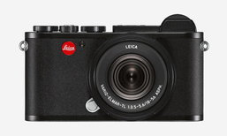 Leica CL กล้อง Mirrorless ที่มีหน้าตาสวยงามย้อนยุค เปิดตัวแล้ว