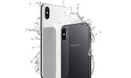 หลุดภาพตัวเครื่อง OPPO R13 มือถือ Android อีกรุ่นที่เหมือน iPhone X