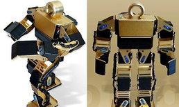 """หุ่นยนต์จิ๋วแดนกิมจิ""""คล่องแคล่ว""""สุดๆ"""