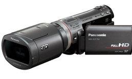 กล้องบันทึกวิดีโอ 3 มิติตัวแรกของโลก!!