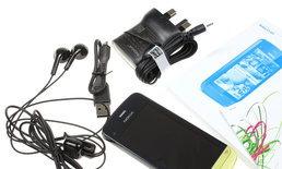 [รีวิว] Nokia C5-03 ทัชโฟนซิมเบี้ยน ราคาเบาๆ พร้อมกล้องดิจิตอล 5 ล้านพิกเซล