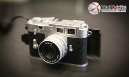 Minox vs OM-D สองกล้องสองสไตล์