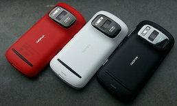 แกะกล่อง ยลโฉมด้านในของ Nokia 808 PureView