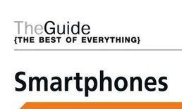 Superphones Rated ประจำเดือน มีนาคม 2013