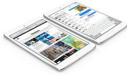 ราคา iPad Mini (Retina) เครื่องศูนย์ vs เครื่องหิ้ว ประจำวันที่ 19 ธันวาคม 2556