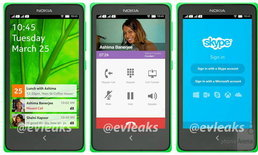Nokia Normandy มือถือโนเกีย รันแอนดรอยด์ อาจใช้ชื่อว่า Nokia X
