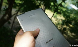 Galaxy Tab S 8.4 เครื่องร้อนเกินเหตุ ทำฝาหลังบวม