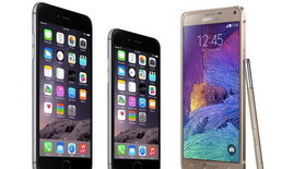 iPhone 6 plus คือเครื่องพิสูจน์ว่า Apple กลัวตลาดจอใหญ่อย่าง Note4