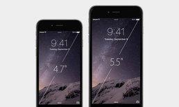 อัพเดท ราคา iPhone 6 iPhone 6 Plus ใหม่ล่าสุด [29 มิ.ย. 58]