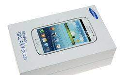 พรีวิว: Samsung Galaxy Grand จอใหญ่สะใจ มากความสามารถ (VDO)
