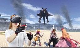 สแควร์เอนิกซ์ เปิดเกม RPG ที่รองรับระบบ VR บน HTC Vive