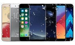 12 สมาร์ทโฟนพร้อมคุณสมบัติการป้องกันน้ำรุ่นใหม่ล่าสุด ต้อนรับเทศกาลสงกรานต์ แบรนด์ไหนดี รุ่นไหนเด่น