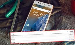 Nokia บุกประเทศไทยแน่ หลังพบข้อมูลผ่านการรับรองจาก กสทช.
