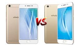 เปรียบเทียบ Vivo V5 และ Vivo V5s สองสมาร์ทโฟนเซลฟี่รุ่นยอดนิยม! มีฟีเจอร์เด่นอย่างไร