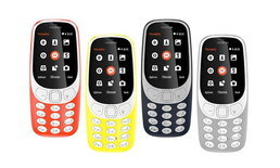 Nokia 3310 จะเริ่มขายใน อังกฤษ 24 พฤษภาคม และ เยอรมนี ในวันที่ 26 พฤษภาคม