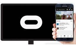 แว่น Gear VR รองรับการส่งภาพขึ้นจอทีวีผ่าน Chromecast แล้ว
