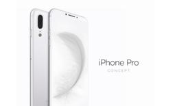 พาชมคอนเซปต์ iPhone Pro สมาร์ทโฟนหน้าจอไร้ขอบสุดงาม