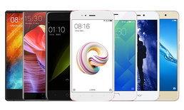 แนะนำ 7 สมาร์ทโฟนแบรนด์จีนรุ่นสุดคุ้มใหม่ล่าสุด ในราคาไม่เกิน 8,000 บาท พร้อมฟีเจอร์ระดับท็อปครบครัน