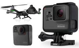 GoPro เปิดตัว HERO6 มาพร้อมความละเอียดภาพ ระบบกันภาพสั่น