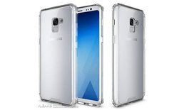 เผยภาพหน้าตา Samsung Galaxy A5 2018 สวยเนียนเหมือน Samsung Galaxy S8