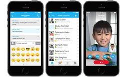 Microsoft ปล่อยอัปเดท Skype บน iOS ให้รองรับหน้าจอของ iPhone X