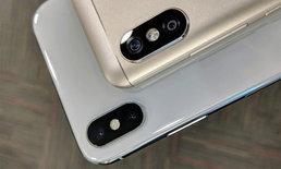หลุดภาพกล้องหลังของ Redmi Note 5 Pro มีกล้องหลังทรงเดียวกับ iPhone X