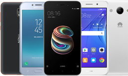 แนะนำ 5 รุ่นสมาร์ทโฟน สเปคดี ราคาสุดคุ้มไม่เกิน 3,500 บาท