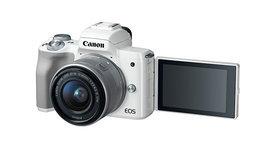 Canon ส่ง EOS M50 กล้อง Mirror Less ความละเอียดสูงรองรับวิดีโอ 4K และมีช่องมองภาพ