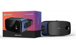 ภาพหลุด Virtual Viewer MotoMod โมดูลอุปกรณ์ VR เสริม สำหรับ Moto Z