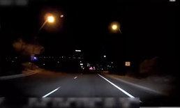 ตำรวจเผยคลิปรถไร้คนขับของ Uber พุ่งชนคนดับเป็นครั้งแรก!