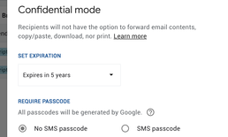 "Google ทดสอบ ""อีเมลทำลายตัวเอง"" ใน Gmail เวอร์ชันใหม่"