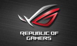 ASUS อาจจะพิจารณาทำมือถือเพื่อการเล่นเกมโดยเฉพาะ ในชื่อ ASUS ROG