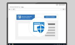 Microsoft ส่ง Anti-Virus สำหรับ Google Chrome แล้ว