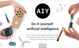 Google ประกาศปล่อย ชุดคิทโปรเจกต์ AIY 2018 มาพร้อม Raspberry Pi Zero