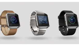 [CES2016] Fitbit เปิดตัว Blaze Smart Watch ที่หรูแต่ใช้ออกกำลังกายได้