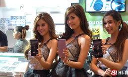 รวมภาพพริตตี้ เด่น ประดับงาน Thailand Mobile Expo 2016 Hi-End