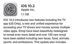 6 อัปเดตใหม่ iOS 10.2 ที่ควรรู้