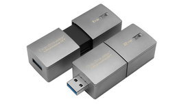 Kingston เผยโฉม Flash Drive ความจุสูงระดับ 2 TB