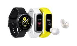 เปิดราคา Samsung Galaxy Tab S5e, Tab A 8.0 With, และ Wearable เริ่มต้น 4,990 บาท