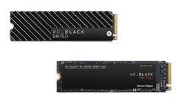 WD เปิดตัว WD Black SN750 NVMe เอสเอสดีตัวใหม่ล่าสุด ที่เร็วและแรงกว่าเดิม