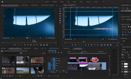 Adobe โชว์ความสามารถใหม่ใน Creative Cloud ทั้งลบวัตถุในวิดีโอ จัดระเบียบสร้าง Storyboard!