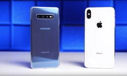 iPhone สร้างยอดขายเหนือ Samsung ในสหรัฐอเมริกา