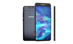 หลุดสเปค Samsung Galaxy A90 กล้องสไลด์ 48 ล้านพิกเซล, จอ 6.7 นิ้ว