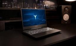 Lenovo เปิดตัว Notebook Gaming ตระกูล Legion รุ่นอัปเกรดสเปก ใส่การ์ดจอ Nvidia รุ่นใหม่