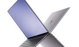 Notebook จาก Huawei กลับมาวางขายที่ Microsoft Store อีกครั้ง