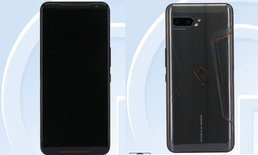 มาแล้วภาพRenderของASUS ROG Phone 2รูปร่างไม่แตกต่างจากเดิมแต่สเปกดีขึ้น