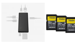 Sony เปิดตัวฮับ USB-C เจาะกลุ่มช่างภาพ อ่านข้อมูล SD / MicroSD ได้ถึง 300 MB/s พร้อมการ์ด SD สุดแกร่